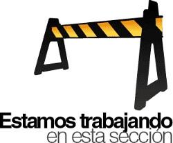 SECIÓN EN CONSTRUCCIÓN